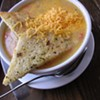 What to Have for Lunch Today: Beer and Cheese Soup from 21st Amendment