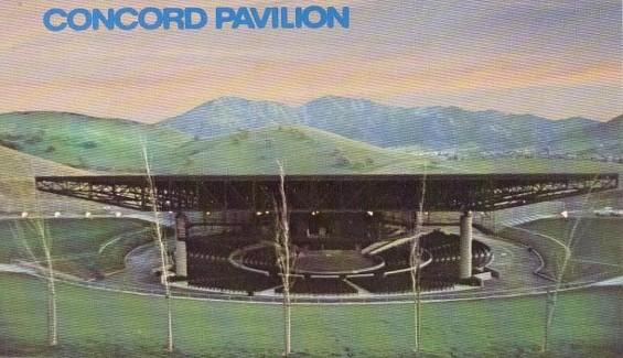 Before it was the Sleep Train Pavilion