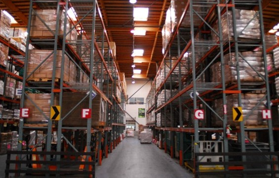 Behind-the-scenes at the S.F. Food Bank. - EVAN DUCHARME