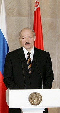 Belarusian dictator Alexander Lukashenko: A worthy successor to Chris Daly?
