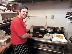 ALEX HOCHMAN - Belly Burgers' Tom Pizzica