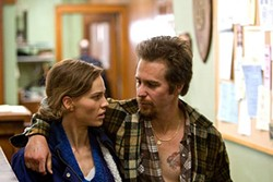 Betty Anne (Hilary Swank) and Kenny (Sam Rockwell) share an unbreakable sibling bond, even when he's accused of murder.