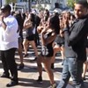 Beyonce Flash Mob Dances to a Medley of Songs (Video)