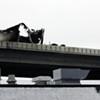 Big Rig Fire Brings Hellish Commute