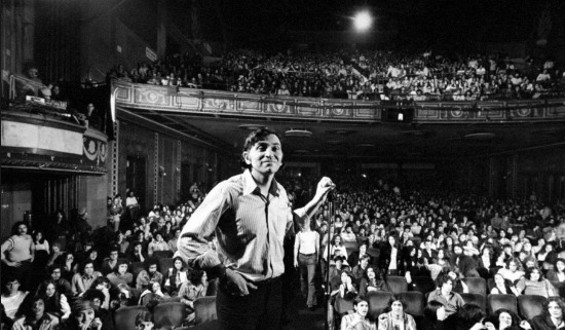 Bill Graham, legendary San Francisco music promoter gets honored this week in history after his death. - LIFE MAGAZINE
