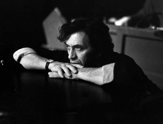Bill Graham - KEN REGAN