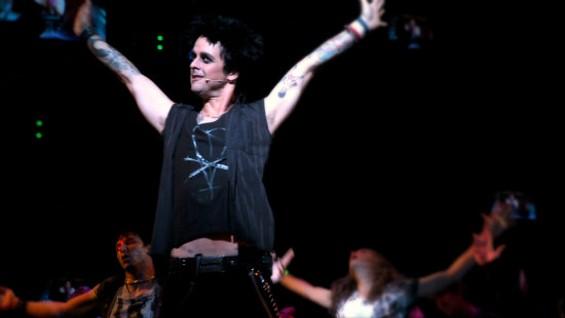 Billie Joe making his Broadway debut.