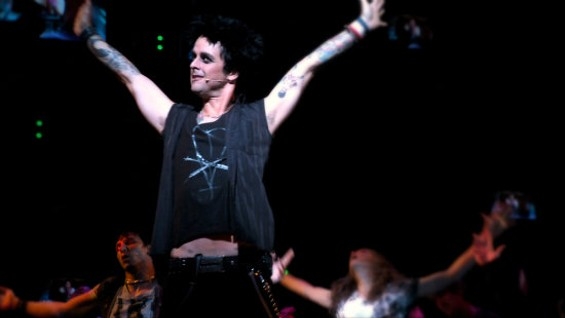 Billie Joe making his Broadway debut.