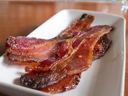 LOU BUSTAMANTE - Billionaire's Bacon at Maven