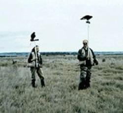 SILKE  TUDOR - Birds of a Feather: Pamela Hessey and Charlie Kaiser.