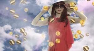 """""""Bitcoin Girl"""" - YOUTUBE"""