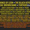 Black Keys, Furthur, Kings of Leon to Headline BottleRock Festival in Napa