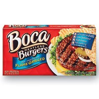 Boca is among the companies who've banished eggs from veggie burgers.
