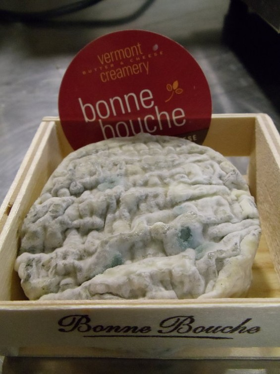 Bonne Bouche from Vermont Butter and Cheese: Flat-out incredible. - GORDON EDGAR