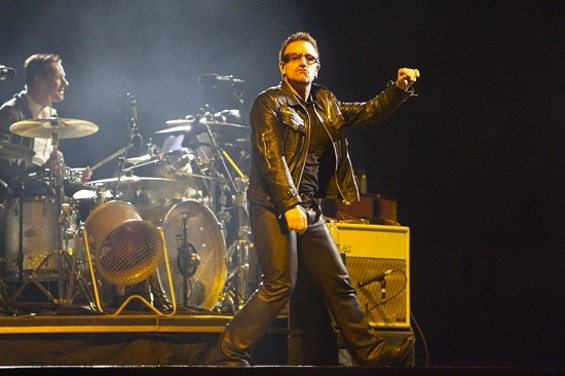 Bono, live action figure. - CHRISTOPHER VICTORIO