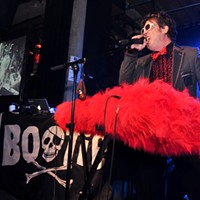 Bootie Prom at the Mezzanine