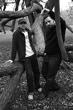 HORST SCHAEFER - Boozoo Bajou (Florian Seyberth, right)