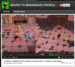 Braindeadly, aka Ben Vacas, had 40,000 subscribers to his YouTube channel when he quit making videos.