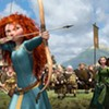"""Brave"": 3D Family Film Feels Bold as Its Name"