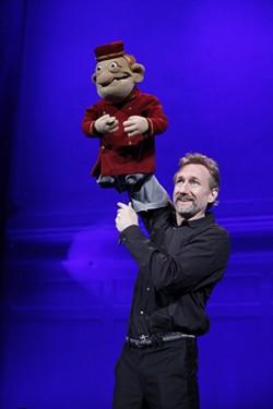 Brian Henson in Puppet Up! - CAROL ROSEGG