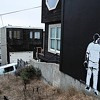 Brian Wilson Won't Stop Tagging Bernal Heights Homes