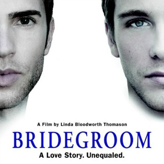 Bridegroom DVD box cover.