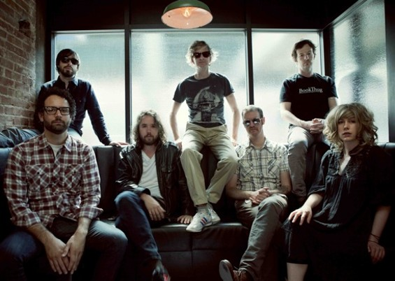 Broken Social Scene is one of more than 90 acts playing Hardly Strictly Bluegrass this year.