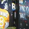Broncos QB Peyton Manning Urinates on Seahawks' Richard Sherman in This S.F. Mural