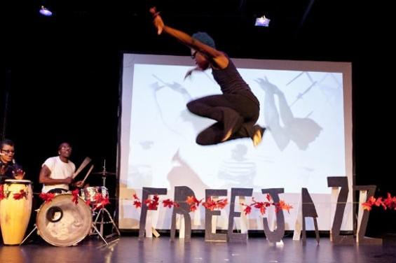 Brontez Purnell Dance Company performs at Counterpulse Nov. 22 through 24. - ANISSE GROSS