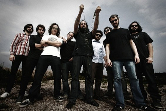 Budos Band perform Saturday, Nov. 9, at Mezzanine - KISHA BARI