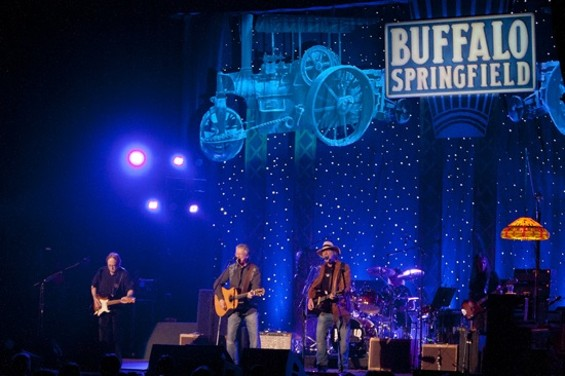 Buffalo Springfield (all images taken at June 1 show) - CHRISTOPHER VICTORIO