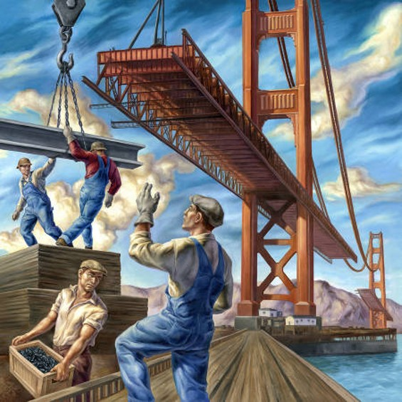 Building the Iron Horse - OWEN SMITH