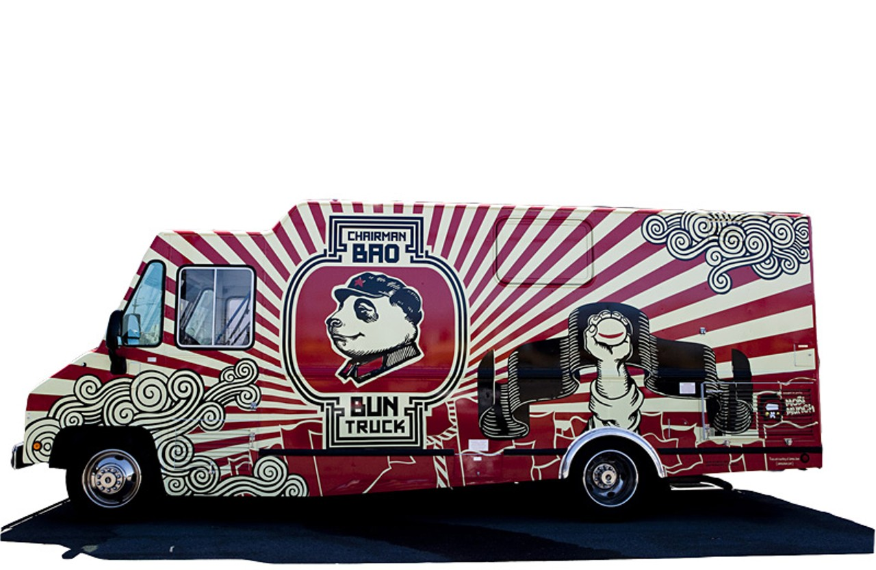 Highlights From A Tour Of Sfs Newest Street Food Trucks Eat