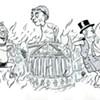 """""""Burn Wall Street"""": Otto von Danger Politicizes His Art"""