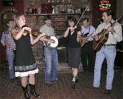 ANGELA  POOLE - Burning Embers: Fiddlers on the old frontier.