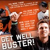 Buster Posey Update: Send Giants Star a Get Well Card