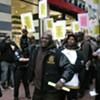 Marching Muni Drivers Overwhelm 'March Against Muni'