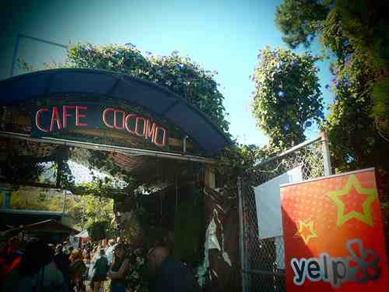 Cafe Cocomo closed, then reopened. - FLICKR/YELP