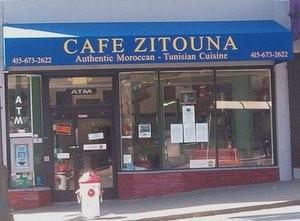 Cafe Zitouna. - MR. BOLO B./YELP