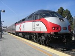 Caltrain hits woman during morning commute
