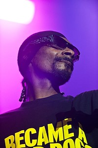 Calvin Broadus, aka Snoop Dogg