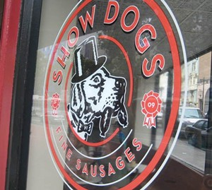 Can upscale dogs spark a revival in this part of the Tenderloin? - MEREDITH BRODY