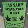 Oakland's Marijuana Scavenger Hunt Canceled, Thanks to Government Red Tape