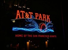 Can't find your friend? Check AT&T Park.