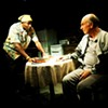"""The Sunset Limited"": Cormac McCarthy brings a welcome chill to SF Playhouse"