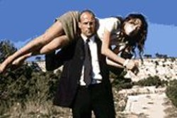 "Carry Me Home: Jason Statham's ""Transporter"" hauls - his latest delivery -- a beautiful woman (Shu Qi) with - deadly secrets."