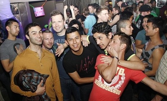 Castro bar crawl for the Trevor Project. See Fri., Mar. 4. - ANDREW K./YELP