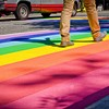 Castro Street Gets a Makeover With Gay Crosswalk