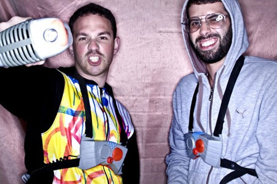 Catch Soul Clap at Monarch on Friday, May 4th