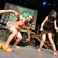 Caveman Hubba Hubba Revue at DNA